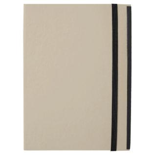 Modern Customizable Natural Ivory Ipad Pro 12.9