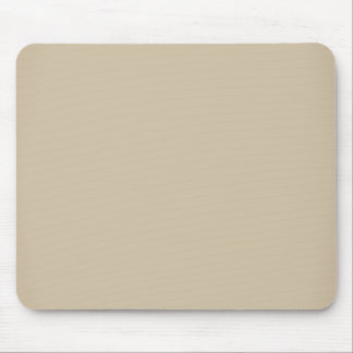 Modern Customizable Natural Ivory Mouse Pad