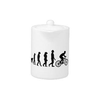 Modern Cycling Human Evolution Scheme