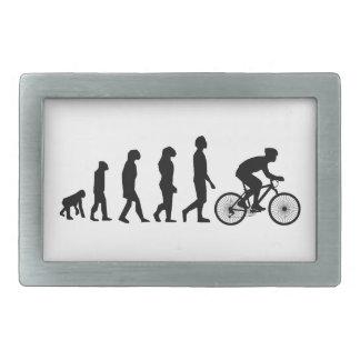 Modern Cycling Human Evolution Scheme Belt Buckles