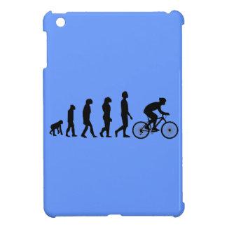 Modern Cycling Human Evolution Scheme iPad Mini Cover