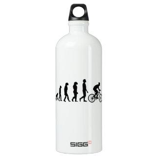 Modern Cycling Human Evolution Scheme SIGG Traveler 1.0L Water Bottle