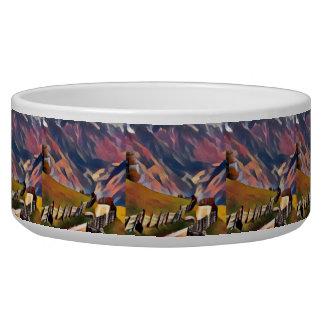 modern, dadaism,digital,painting,colorful,norway,n bowl