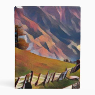 modern, dadaism,digital,painting,colorful,norway,n mini binder