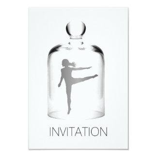 Modern Dance Night Club Party Vip Dancer Card