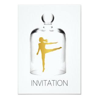 Modern Dance Night Club Party Vip Invitation