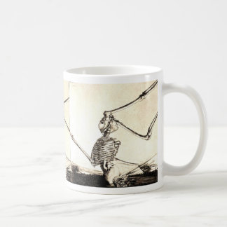 Modern Dance of Death mug