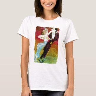 Modern Dancing Couple by Otto Dix T-Shirt
