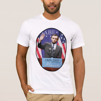 Modern Day Abe - Abraham Lincoln T-Shirt