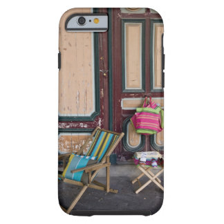Modern day deck chairs and beach bags for sale tough iPhone 6 case