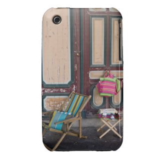 Modern day deck chairs and beach bags for sale iPhone 3 covers