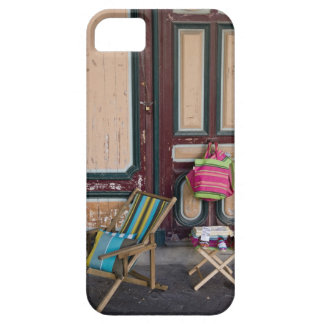 Modern day deck chairs and beach bags for sale iPhone SE/5/5s case