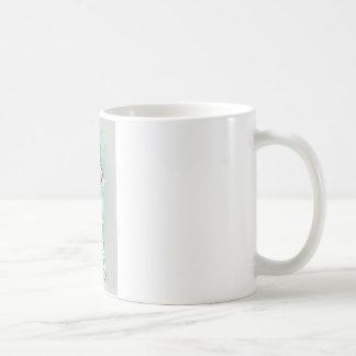 Modern day Digital Animation Young Girl Coffee Mug