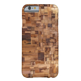 Modern Decorative Wood iPhone 6 case