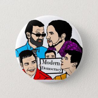 Modern Democracy Button