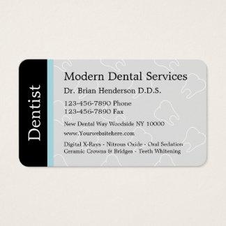 Modern Dental Clinic Business Cards