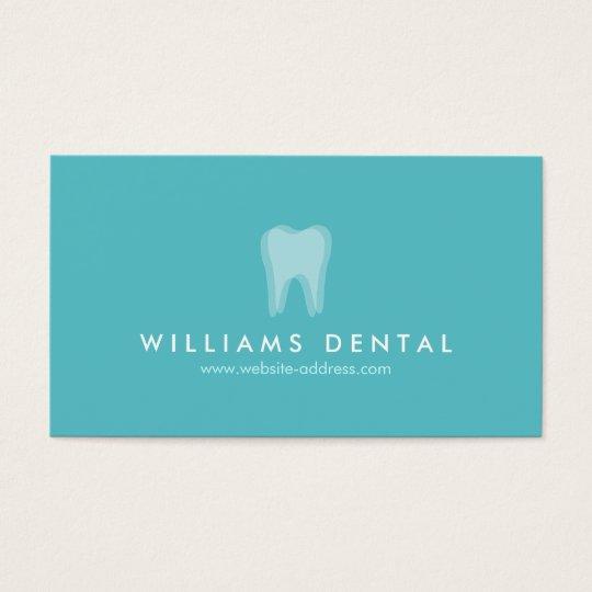 Dentist Business Cards & Templates | Zazzle