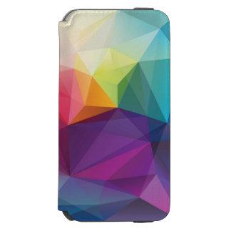 Modern Design iPhone 6/6s Wallet Case