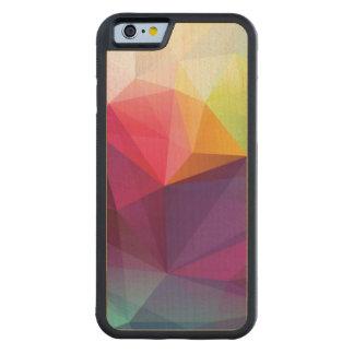 Modern Design Maple iPhone 6 Bumper Case Carved® Maple iPhone 6 Bumper Case