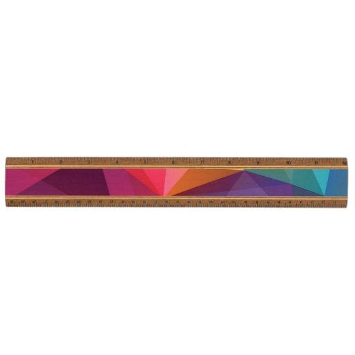 Modern Design Maple Ruler