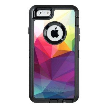 Modern Design Otterbox Defender Iphone Case by trendzilla at Zazzle