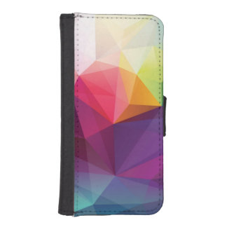 Modern Design Wallet Phone Case For iPhone SE/5/5s