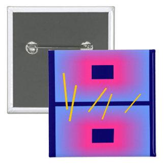 Modern Digital painting Pins