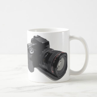 Modern Digital SLR Camera Coffee Mug