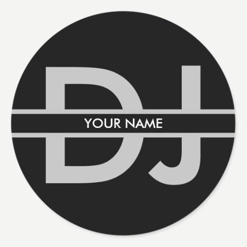 Modern DJ Sticker