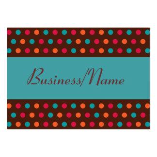 Modern Dot Business Card