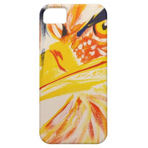 Modern Eagle iPhone 5 Cover