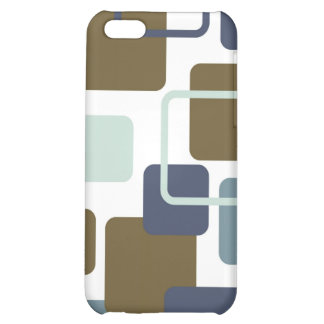 Modern Eames Rectangles 1 iPhone 5C Cases
