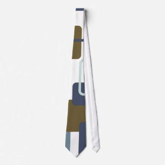 Modern Eames Rectangles 1 Tie