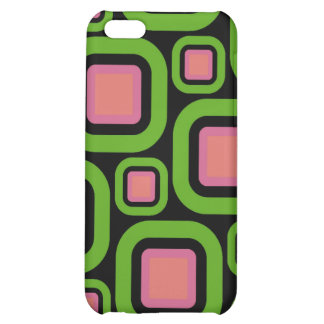 Modern Eames Rectangles 22 iPhone 5C Cases