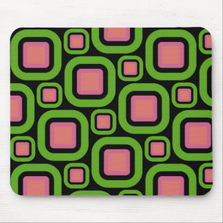 Modern Eames Rectangles 22 Mouse Pad