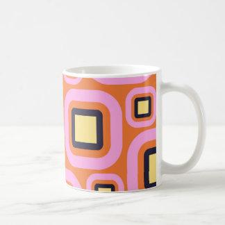 Modern Eames Rectangles 23 Coffee Mug