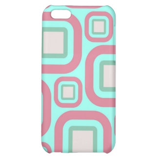 Modern Eames Rectangles 25 iPhone 5C Cover