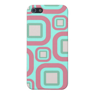 Modern Eames Rectangles 25 iPhone 5 Cases
