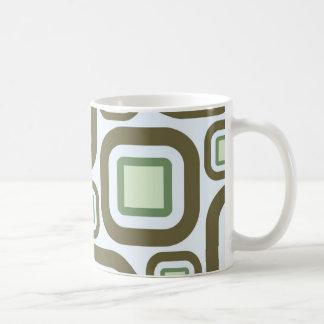 Modern Eames Rectangles 27 Mug