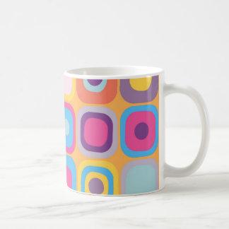 Modern Eames Rectangles 31 Coffee Mug