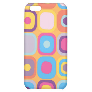 Modern Eames Rectangles 31 iPhone 5C Case