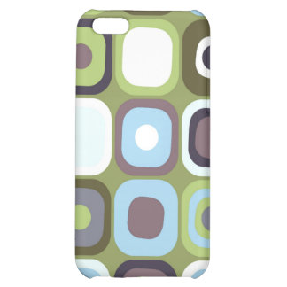 Modern Eames Rectangles 32 iPhone 5C Cases