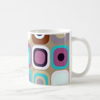 Modern Eames Rectangles 33 Mugs