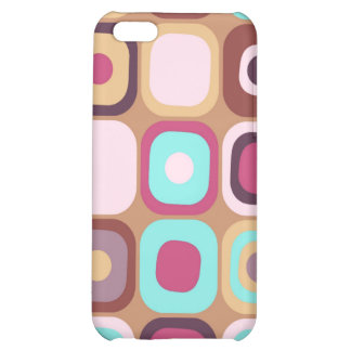 Modern Eames Rectangles 34 Cover For iPhone 5C