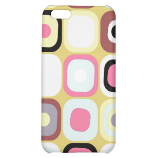 Modern Eames Rectangles 36 iPhone 5C Cases