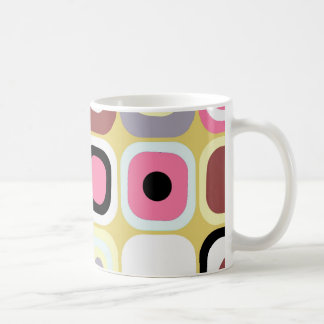 Modern Eames Rectangles 36 Mugs