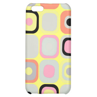 Modern Eames Rectangles 37 Cover For iPhone 5C