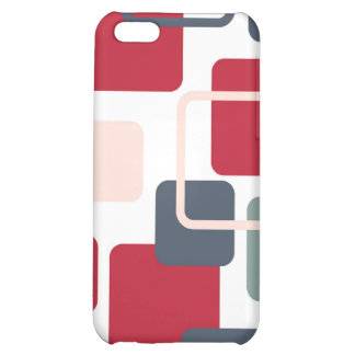 Modern Eames Rectangles 4 iPhone 5C Covers
