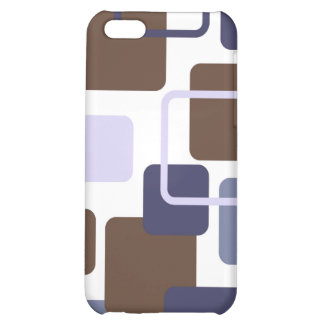 Modern Eames Rectangles 5 iPhone 5C Cover
