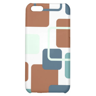 Modern Eames Rectangles 6 iPhone 5C Covers